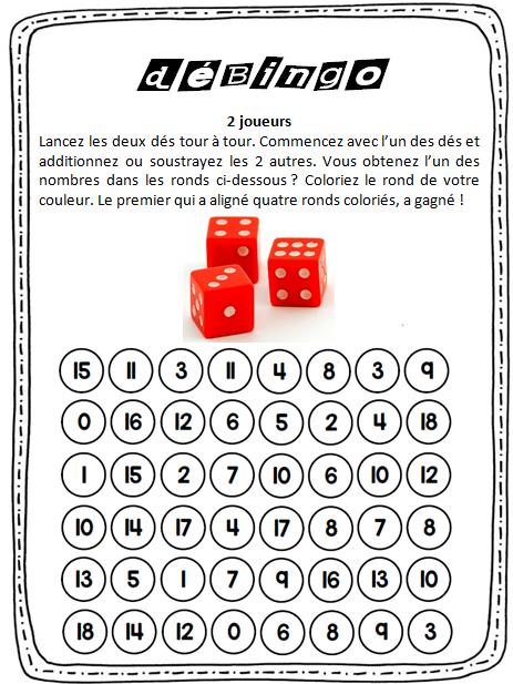 Apprendre les tables de multiplication en jouant for Multiplication en jouant