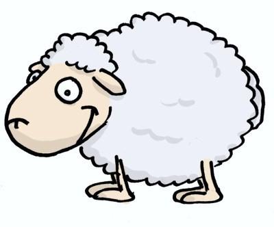 Jeu des moutons jeuxdecole - Image mouton dessin ...
